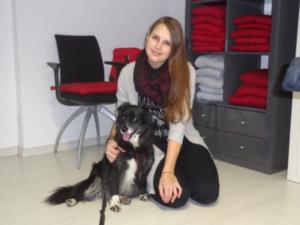 Leszkovich Verena mit Ronja